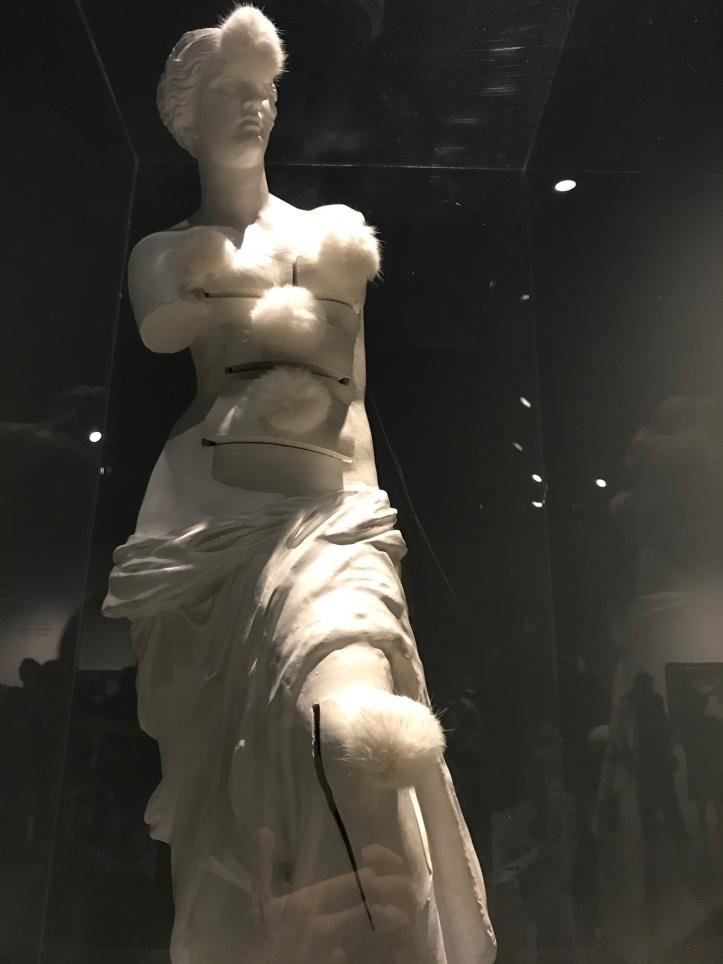 Dali-venus Milo fetish